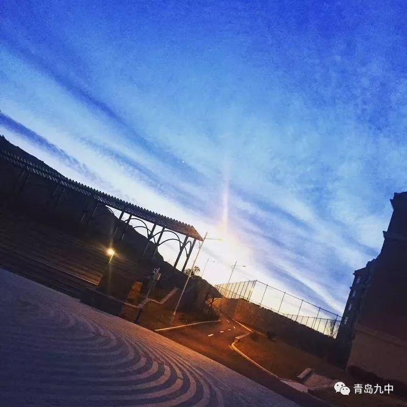 大家好,给大家介绍一下,这是我的学校@青岛九