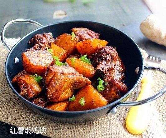 红薯别光烤着吃!美味红薯花式吃法香甜软糯超诱人!