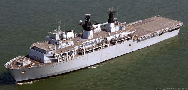 满载16981吨 15节续航8000海里 仅2门小炮 充前世界第一舰队旗舰