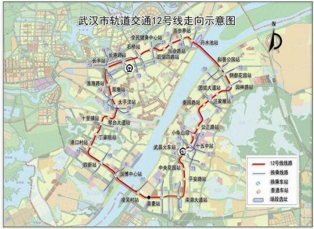 副中心交通枢纽规划图