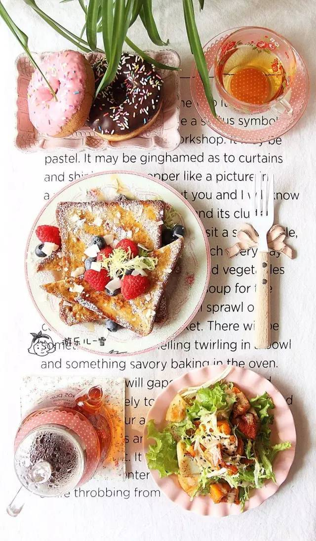 教你制作五分钟快手早餐 用一顿高颜值早餐唤醒每一天