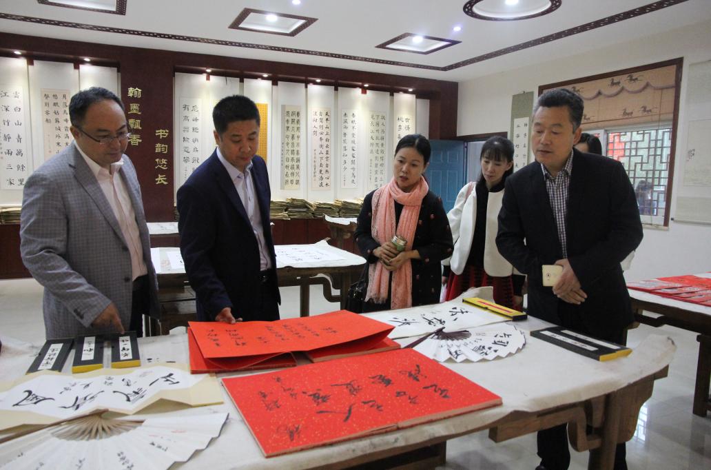 郑州市美育示范校检查组莅临闫垌小学指导工作