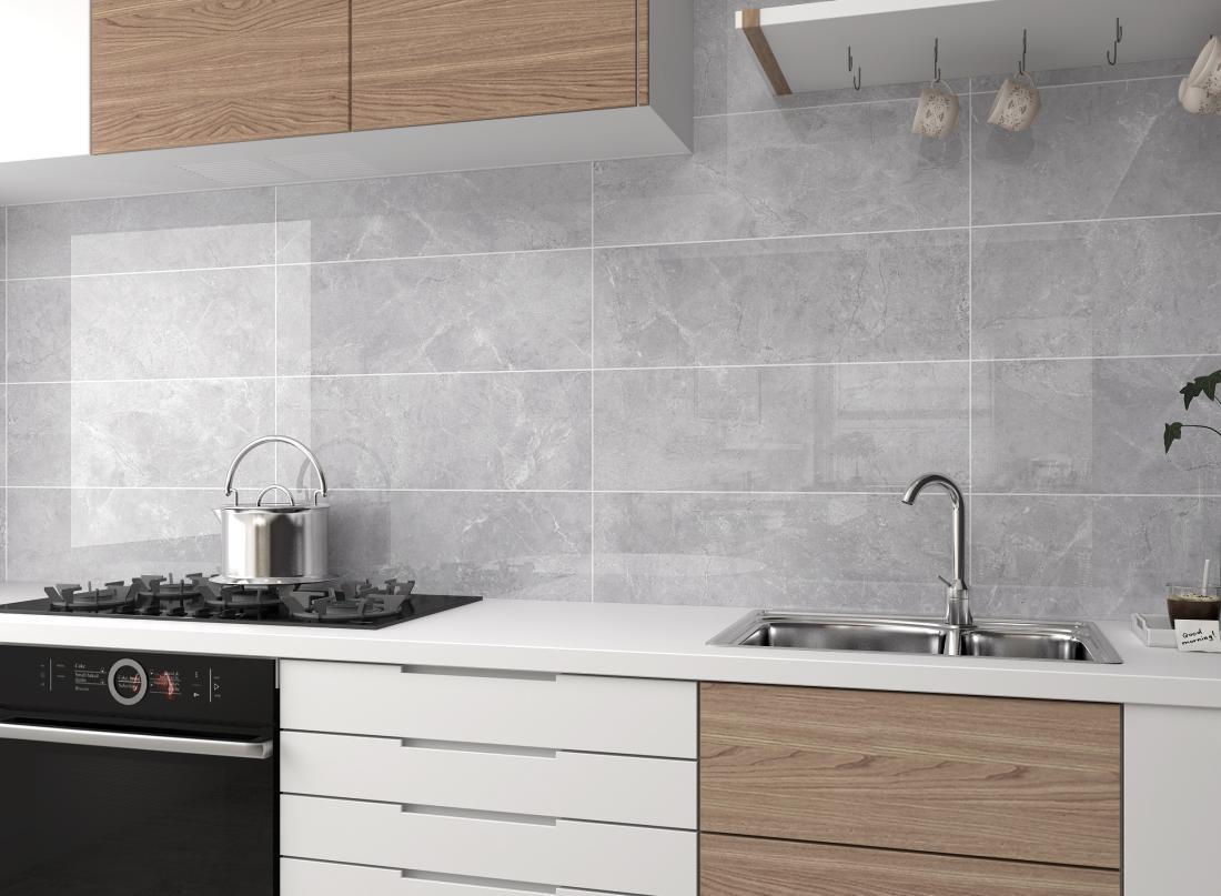 现代厨房瓷砖推荐:兴辉轻奢瓷片