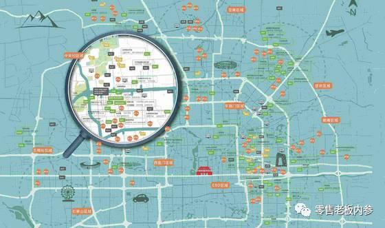 新零售选址还靠基本功:在中关村看家乐福、便利蜂选址得失