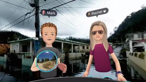 VR救灾视频被批没心没肺 扎克伯格道歉