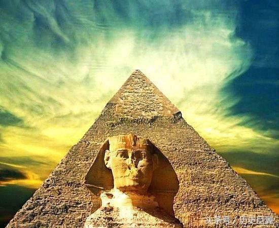 金字塔是我们对3000年前埃及法老陵墓的称呼,因为其外形像中国汉字中