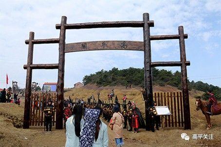 高平打造千年古战场军事文化园
