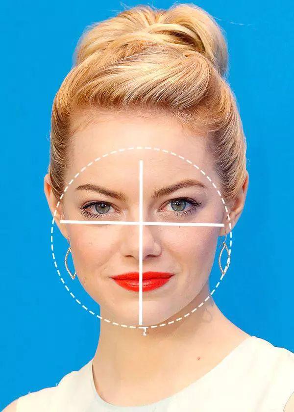 测一测你的脸型适不适合剪短发