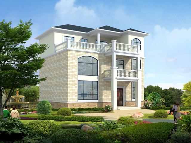 220平方自建房设计图