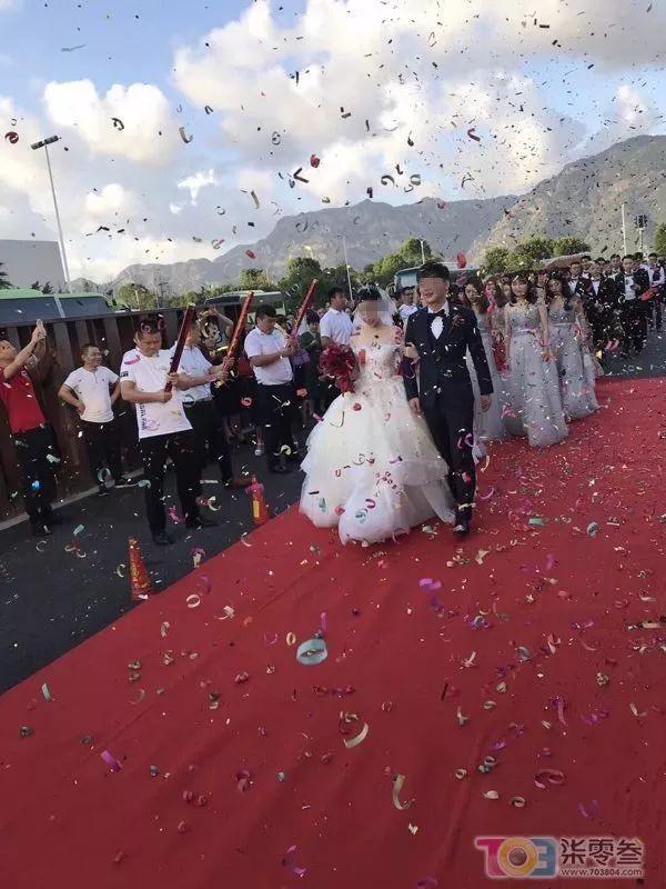 世纪奢华婚礼