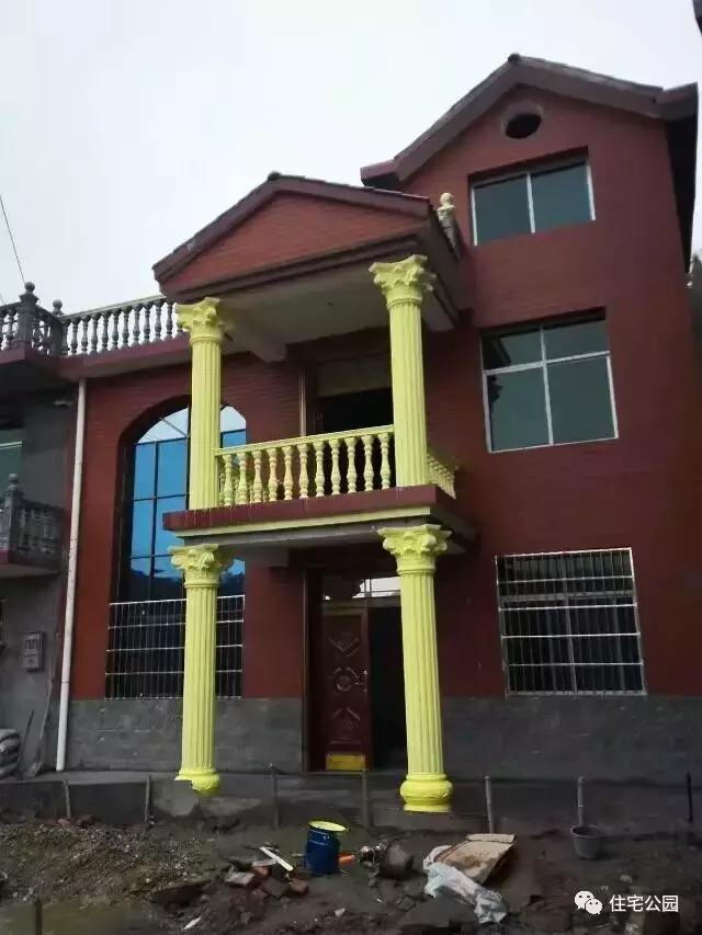 实拍10套农村别墅,湖南四川25万够便宜了!湖北江苏20万咋建的?