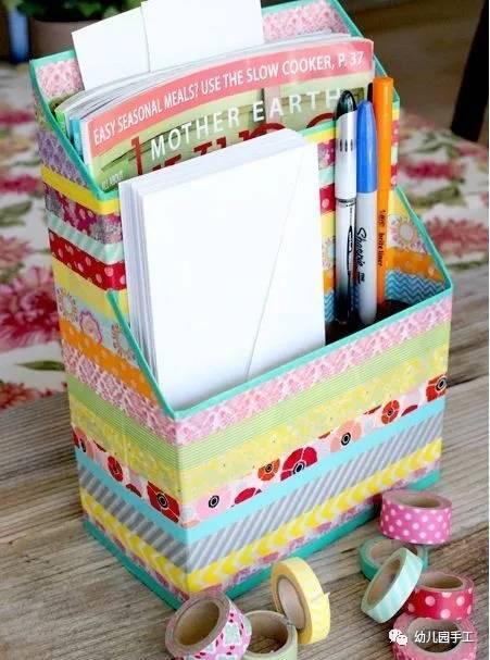 【手工】14款幼儿园月饼盒创意手工制作,太有创意了!图片