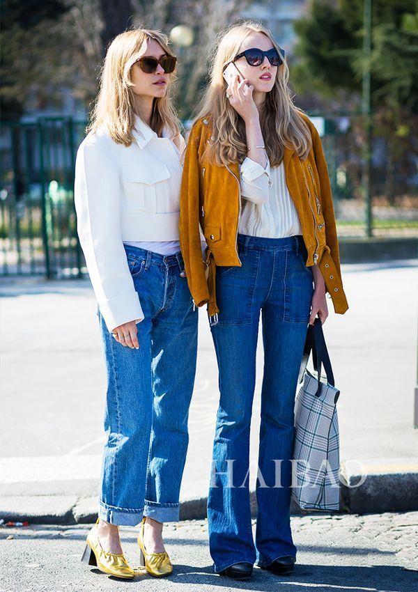 不是亲姐妹却被人当作双胞胎,相处久了长得像的原因竟然是...