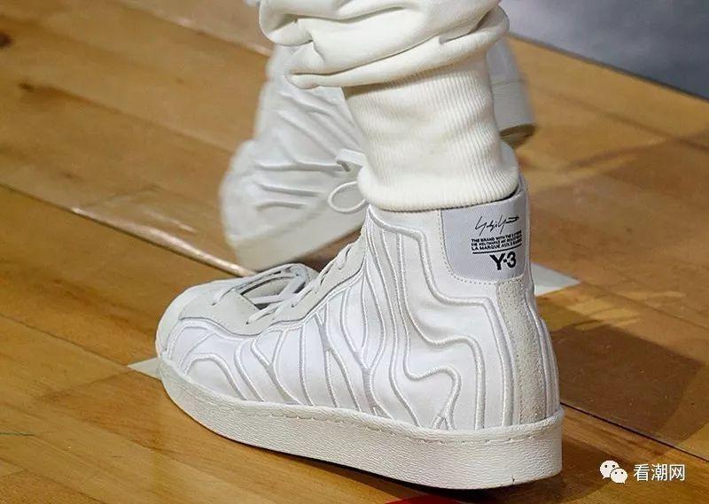 黑白当道!全新adidas Y