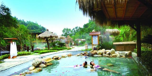 国内12省市代表温泉地集锦,哪个最让你心动