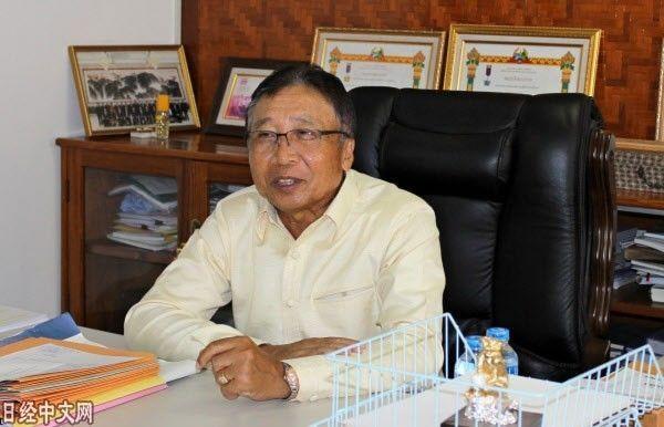 """外媒丨日媒关注中国老挝高铁项目:""""一带一路""""在老挝悄然开花"""