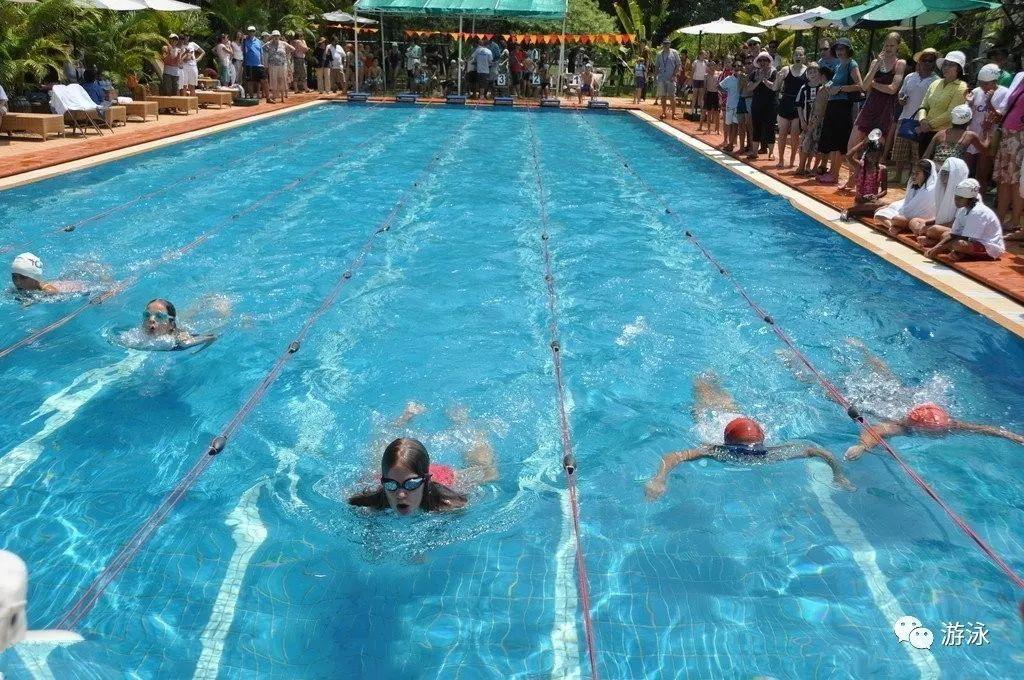 泳池水温低,不但不会感冒,而且还有这么多好处!