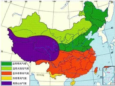 其它 正文  按照地理大区划中国分为: 华北地区,华中地区,华东地区图片