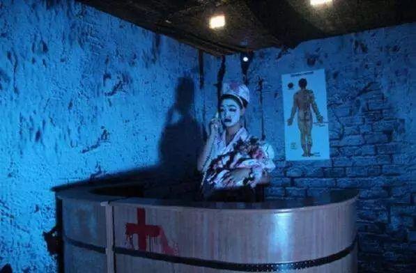 上海恐怖医院鬼屋_1000张上海欢乐谷门票免费放送,邀您嗨爆魔幻万圣节!