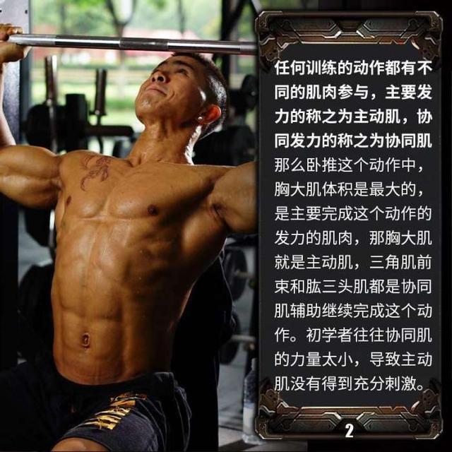 健身这么多年,然而你真的会卧推吗?让大神教你正确姿势吧