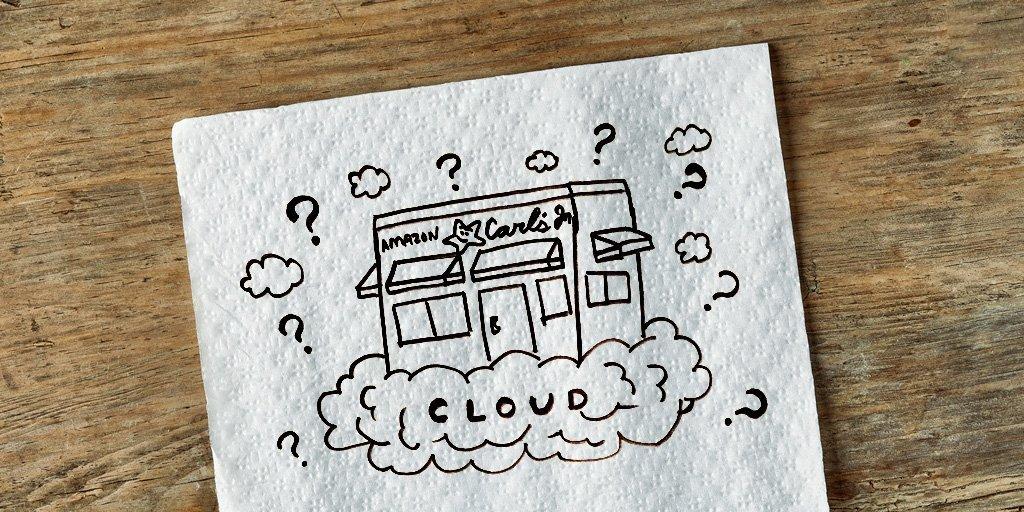 卡乐星汉堡:亚马逊买我吧!我突然有超多个大胆的想法