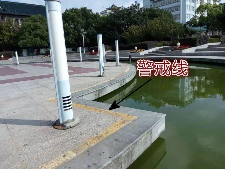 【fm100.6提醒】市民东洲公园内不慎落水 休闲娱乐要注意安全