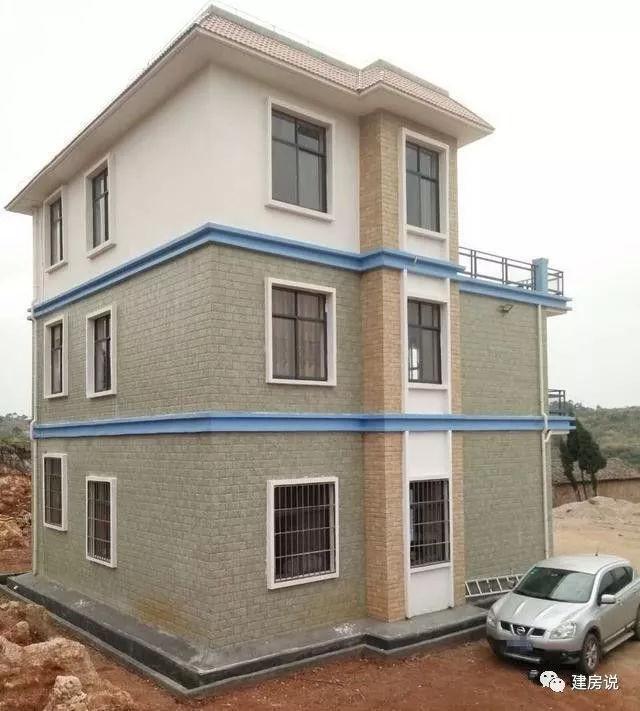 农村180平米平房设计图分享_设计图展示绘制现场图建筑图片