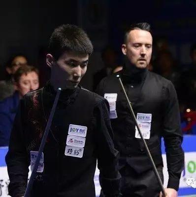 波茨VS刘洋  2017中式八球国际公开赛 决赛