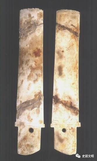 越南出土中国古代玉器 - 三星堆玉器图文 - 三星堆玉器图文
