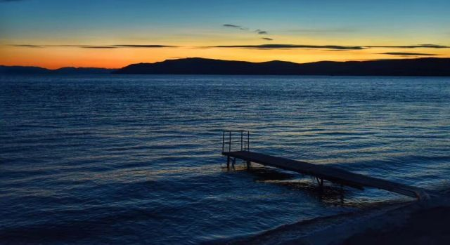 """李建 """"我们流连忘返,在贝加尔湖畔。""""  ∣ 跟着Ken叔去旅行"""