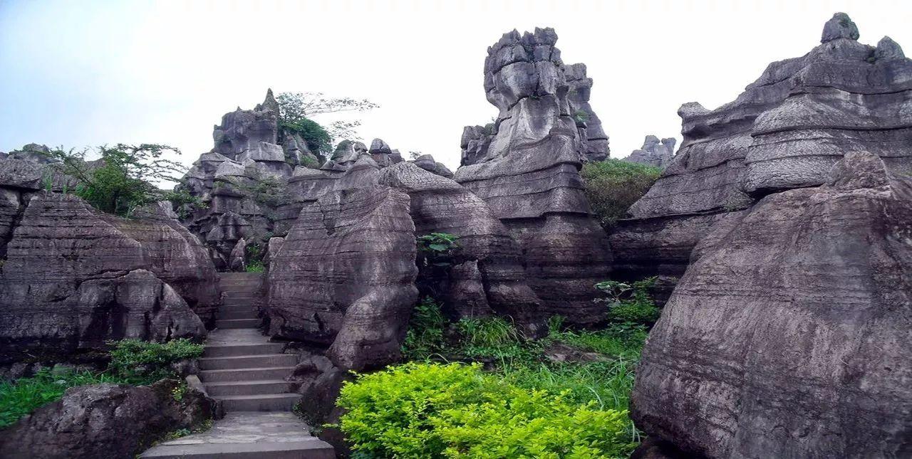 重庆旅游之万盛石林景点介绍 万盛石林景点攻略