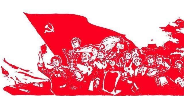 红军革命剪纸作品-打好 红色品牌 传承红色基因 革命老区以实际行动