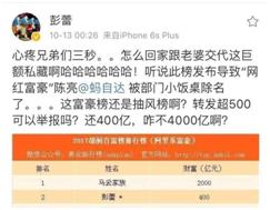 胡润:他如何靠一张不靠谱的座次表,在中国揽下亿万生意?