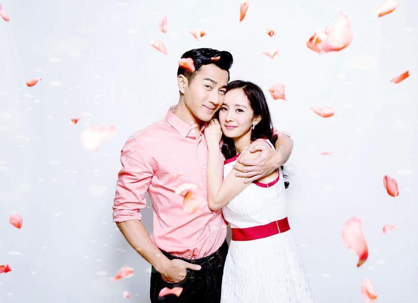 杨幂送刘恺威生日祝福:糯米爸爸 生日快乐