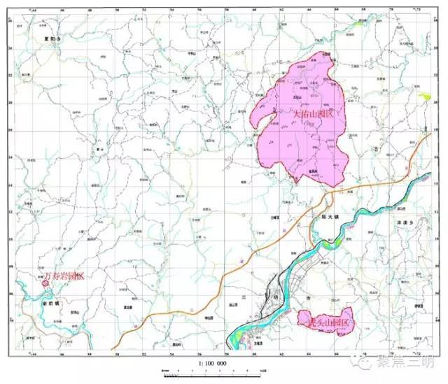 厉害了!沙县这里将有一个大型地质公园计划明年开园!