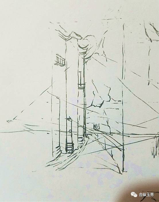 玉雕设计解析——风景山水透视(上)