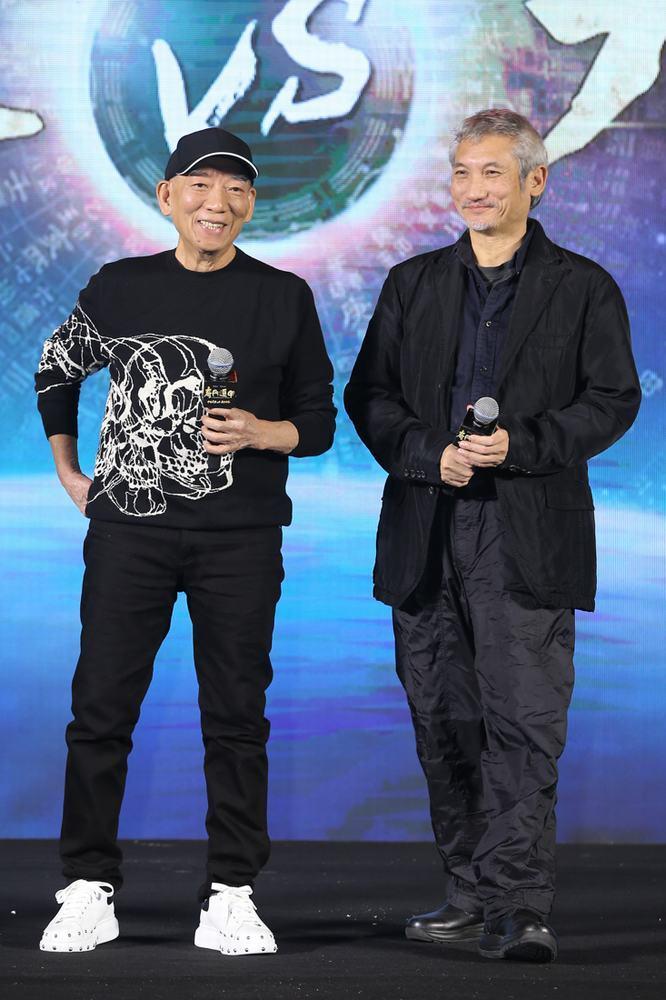 徐克:《奇门遁甲》展现中国人对外星文明的思考