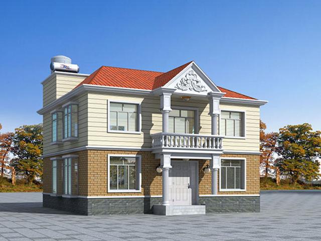 20款农村别墅设计,不信找不到合适的,选一套回家盖房吧