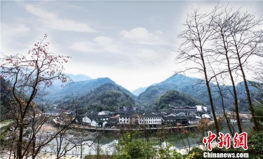 """宁波""""双轮驱动""""活化传统村落 让乡愁有所依归"""