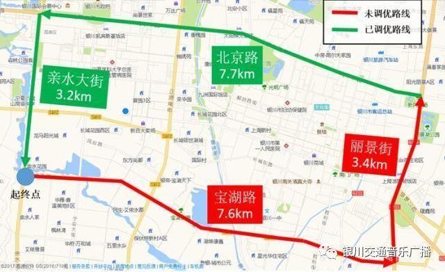 体育 正文  正源街,贺兰山路,上海路,北京路,亲水大街,黄河路,长城路图片