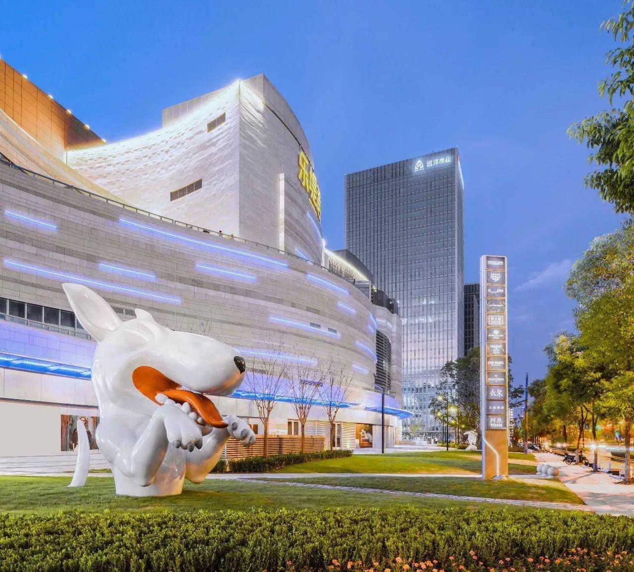 一场商业与远洋的非凡跨界丨杭州视觉乐堤港咖啡店艺术设计素材图片