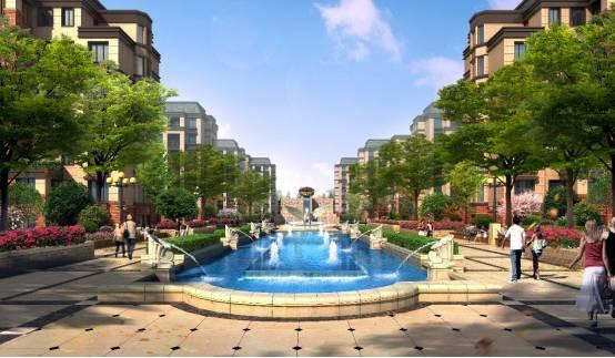 长葛市市区规划图