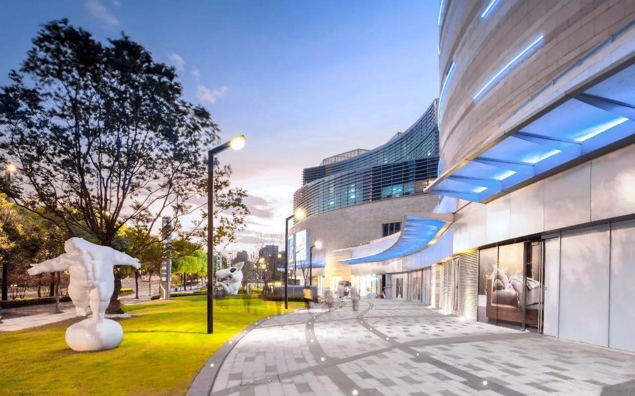 一场远洋与艺术的非凡跨界丨杭州商业乐堤港国外著名建筑设计工作室图片