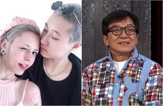小龙女宣布出柜 成龙反应冷淡 没在他身边是不幸之中的万幸 - yuhongbo555888 - yuhongbo555888的博客