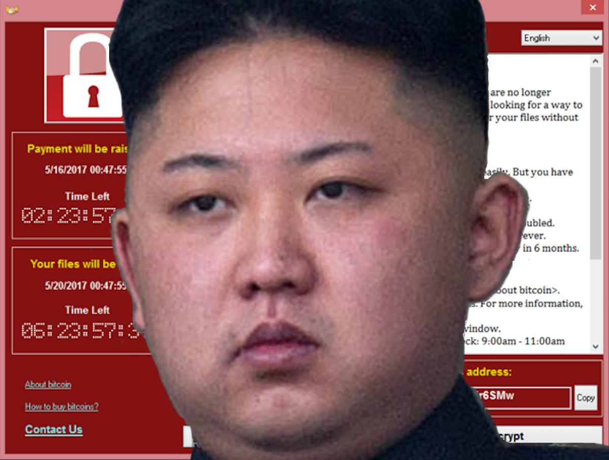 微软总裁已经确定 指朝鲜为WannaCry勒索病毒主谋