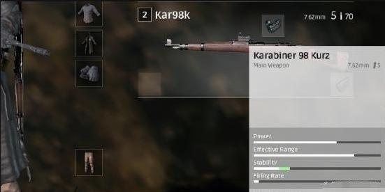 《绝地求生》最具威力的两款武器,98K和AWM现实中实力到底如何?-2