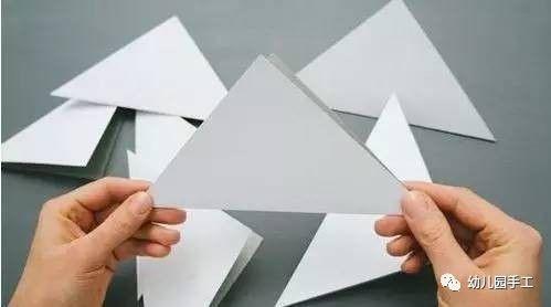 最全最详细的幼儿园手工剪纸雪花大全