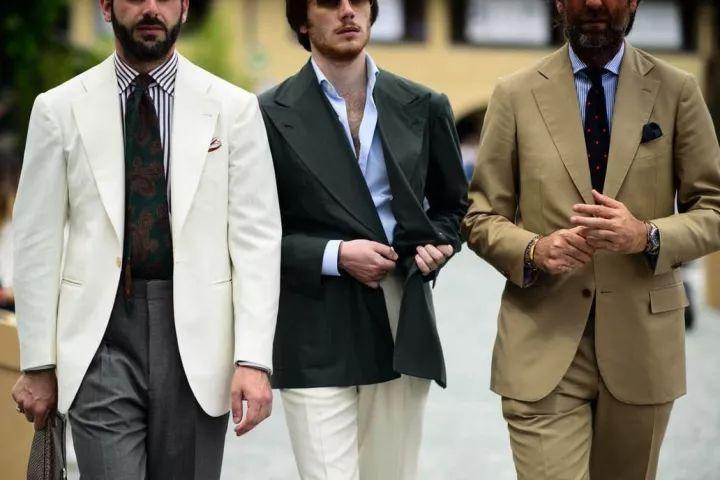 穿搭丨学会这8招,教你穿出一套绅士风意大利西装
