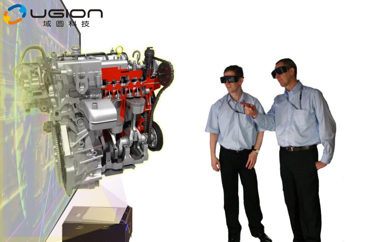 虚拟汽车实训室:所想即所见