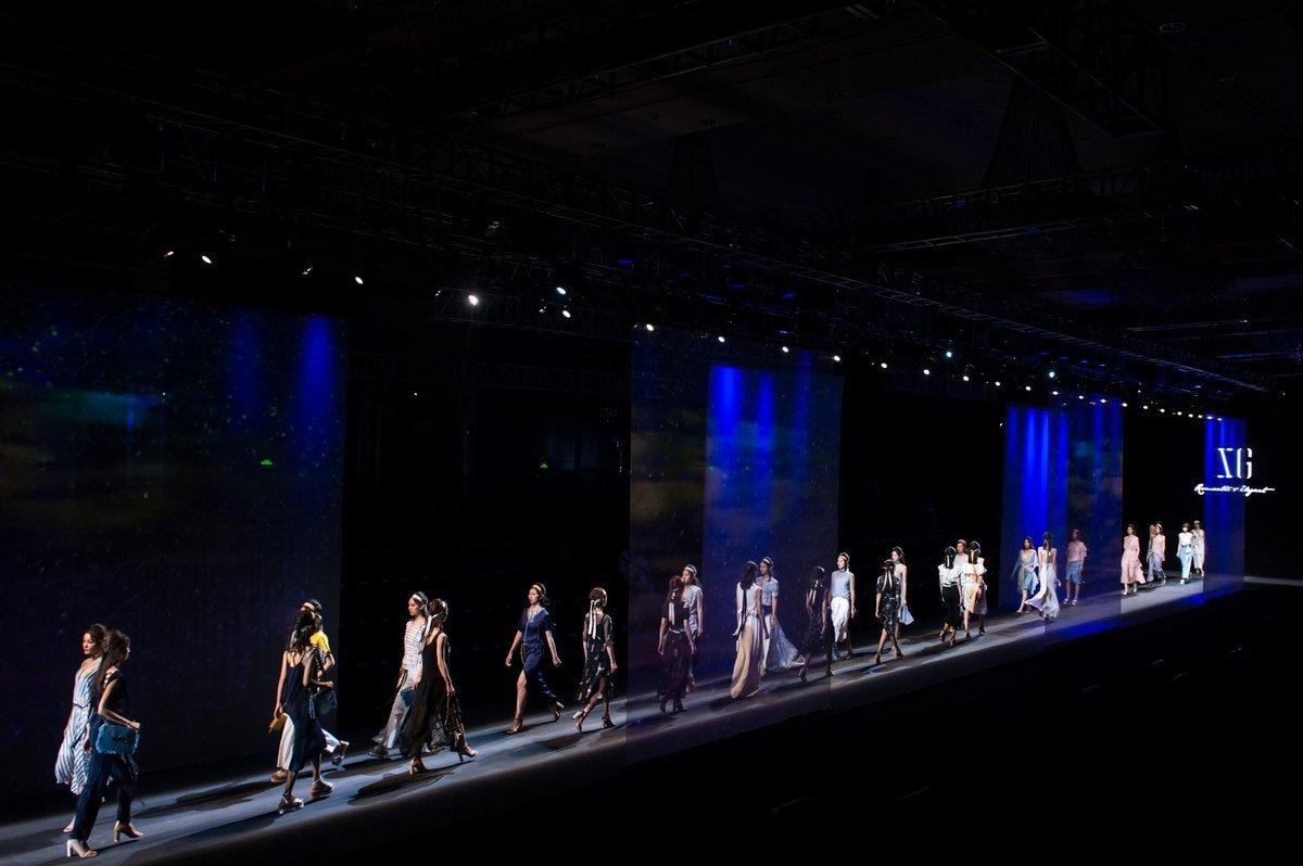 XG的优雅时尚风格更具国际化色彩